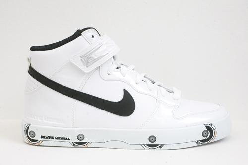 Skate Mental x Nike SB Dunk High LR 'Rollerblade'1