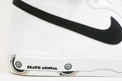Skate Mental x Nike SB Dunk High LR 'Rollerblade'3