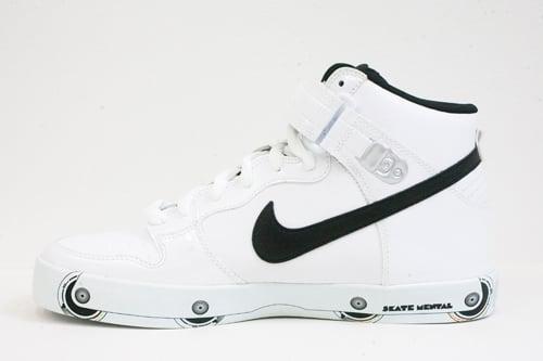 Skate Mental x Nike SB Dunk High LR 'Rollerblade'7