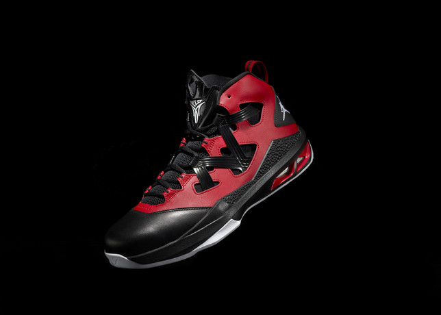 Jordan Melo M9  Gym Red White-Black  - Release Date + Info ... 0c9d07bb1