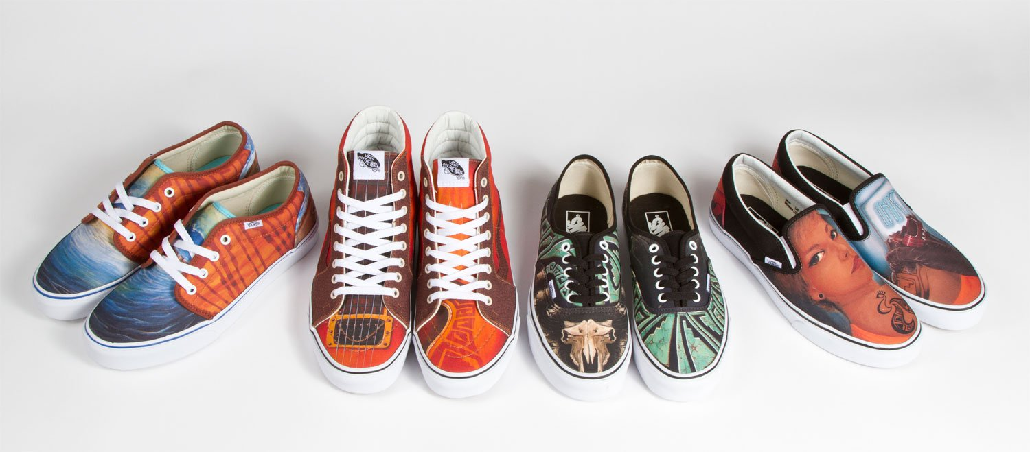 6ceee4c1391f59 Vans-Custom-Culture-Pack Spring-2013 Collection-shot