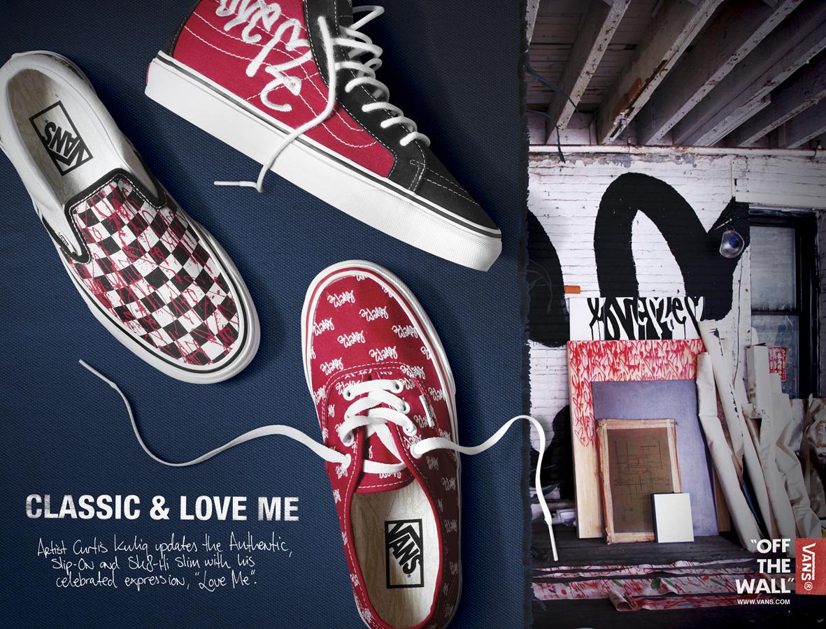 Vans x Love Me_OneSheet