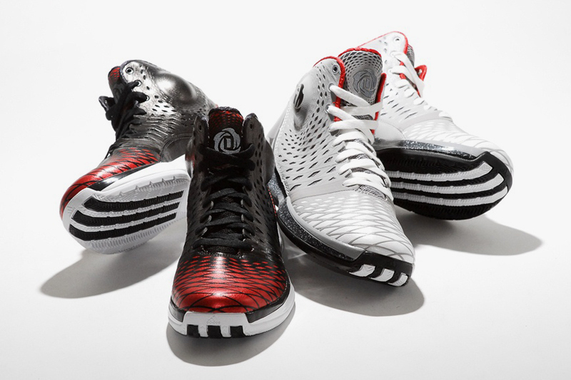 adidas Rose 3.5 'Home' and 'Away'