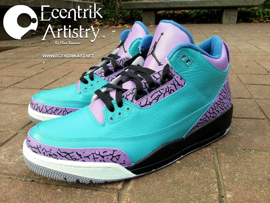 air-jordan-3-aqua-grape-custom-2