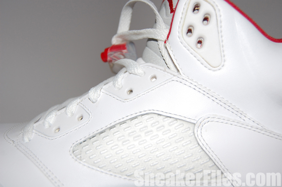 Air Jordan 5 (V) Fire Red 2013 Epic Look