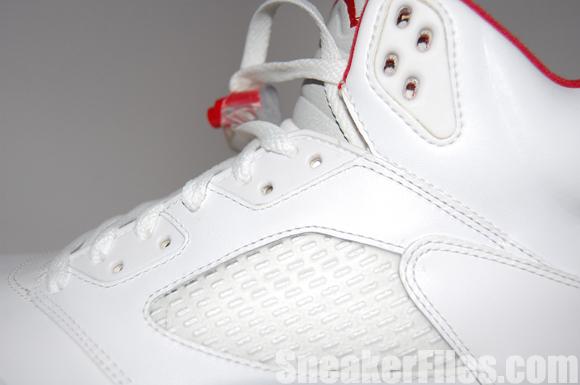 Air Jordan 5 (V) Fire Red 2013 Epic Look