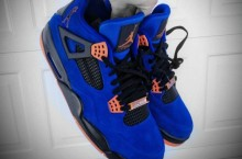 Air Jordan IV (4) 'Ball Don't Lie' Custom