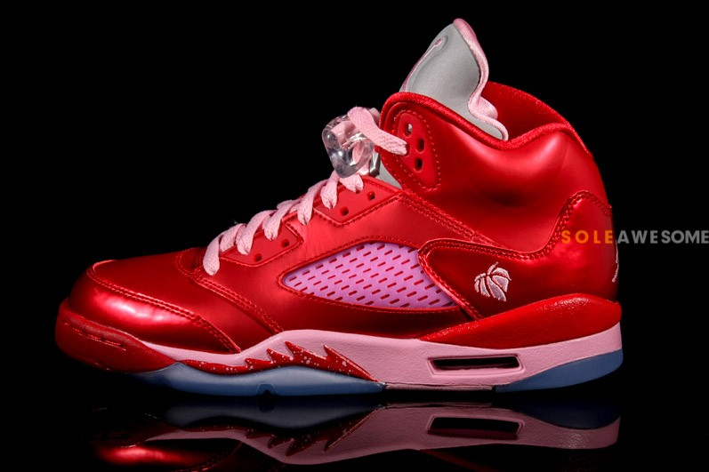Air Jordan V (5) GS 'Valentine's Day
