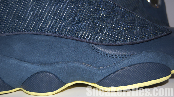Air Jordan XIII (13) Squadron Blue 2013 Epic Look