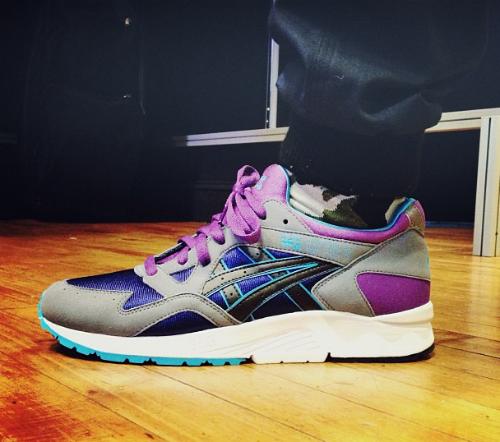 huge discount 57ca2 6fe42 ASICS Gel Lyte V | New Fall 2013 Colorway | SneakerFiles