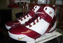 697b853af1d Nike Zoom LeBron V (5) PE CTK  Christ The King High School