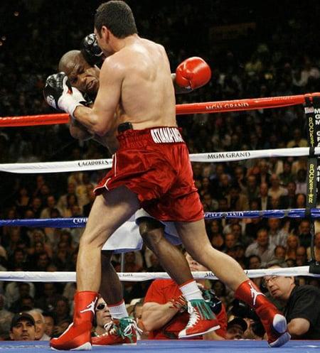Reebok Boxing Boots