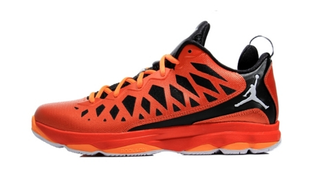 newest collection cc01b 2a40e jordan-cp3-vi-total-orange