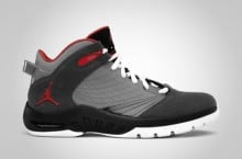 Jordan New School Anthracite/Varsity Red-Cool Grey-Black