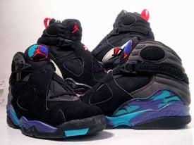 Air Jordan 8 VIII History | SneakerFiles