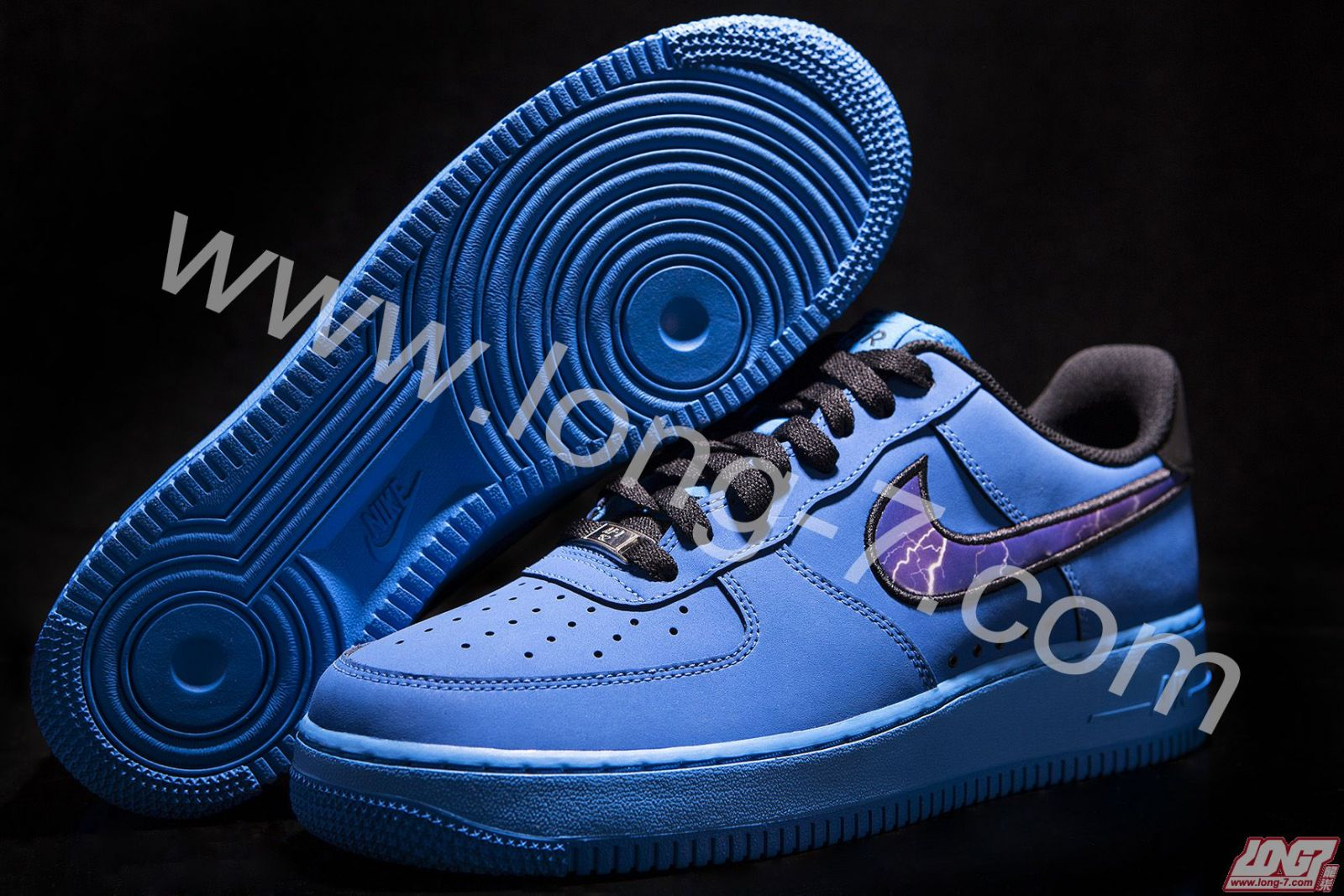 Nike Air Force 1 Low 'Heroes Pack' Kevin Durant | SneakerFiles
