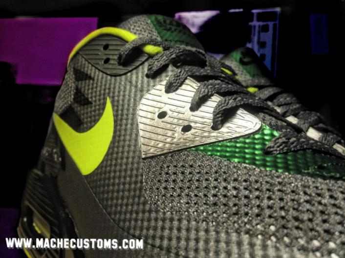 custom air max 90 hyperfuse