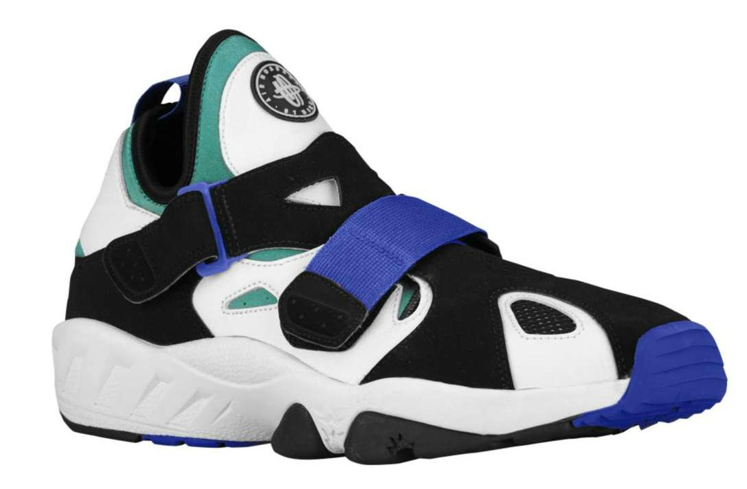 Ajustable Letrista colonia  Nike Air Trainer Huarache '94 'White/Black-Lapis' | Now Available |  SneakerFiles