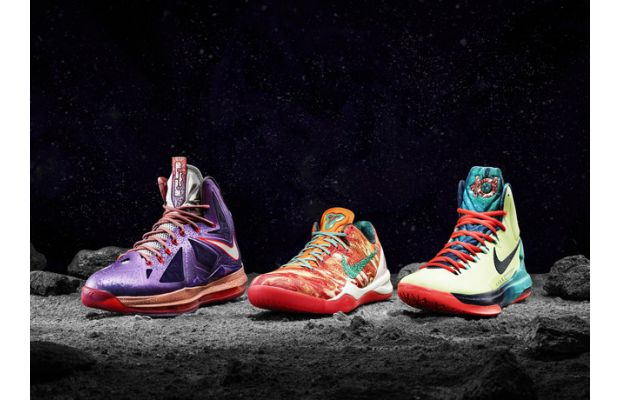 ded3de942769 Nike Basketball  All-Star  2013 Collection