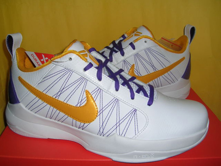 purchase cheap 6c4d6 1d616 Nike Zoom Kobe V (5) Make Sense – White   Yellow   Purple