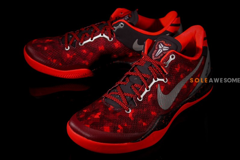 newest collection 7b809 ca1ca nike-kobe-viii-8-system-red-camo-1