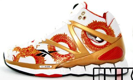 YAO MING REEBOK ALL STAR  Houston Rockets Shoes
