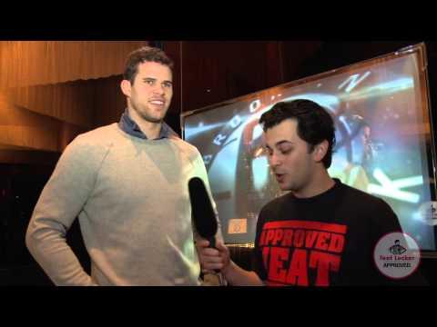Video Foot Locker Kris Humphries Barclays Event Interview