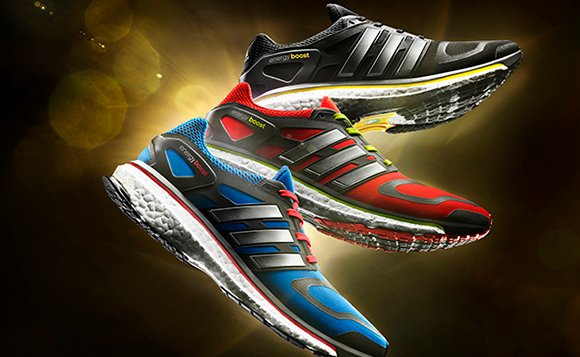 Adidas New Energy Boost Technology