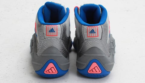 Adidas Real Deal - Light Grey Prism Blue