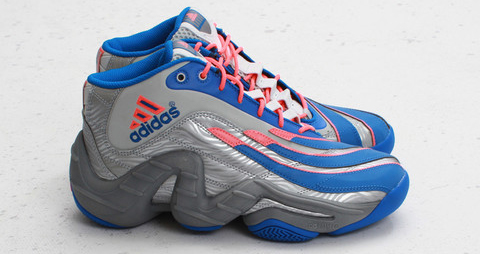 Adidas Real Deal - Light Grey Prism Blue