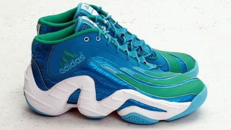 Adidas Real Deal - Turquoise/Teal