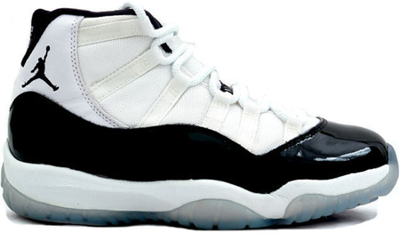 Air Jordan Original - OG 11 (XI) Concords White - Black ...