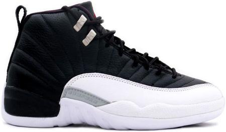 Air Jordan Original Og 12 Xii Playoffs Black Varsity