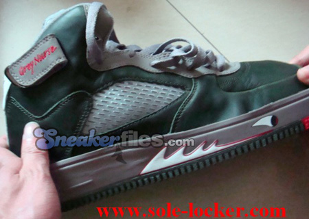 nike air jordan fusion v grey nurse