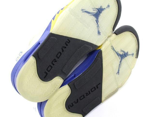 Air Jordan Retro V (5) Laney - Holiday 2013 Release