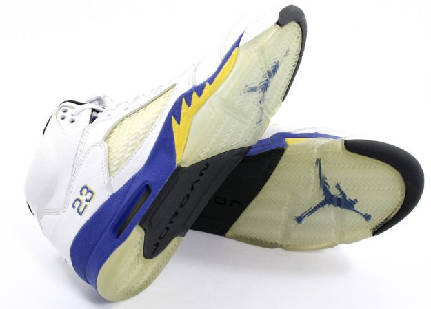 Air Jordan Retro V (5) Laney - Holiday 2013 Release