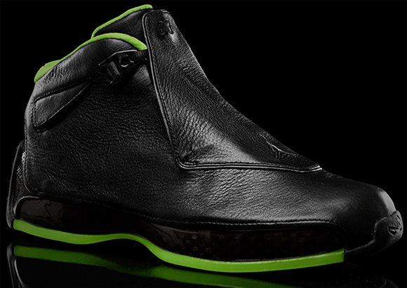 Air Jordan XX8 (28) Days of Flight: Air Jordan XVIII (18)