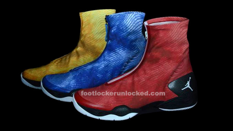Air Jordan XX8 (28) QS Colors Pack