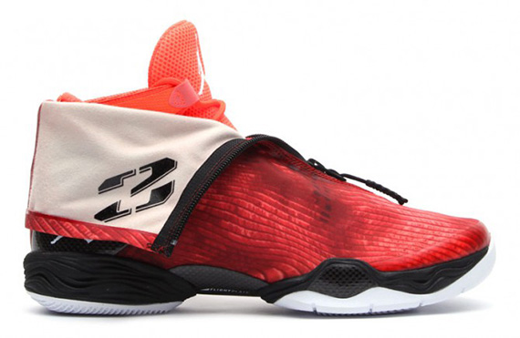 Air Jordan XX8-Red