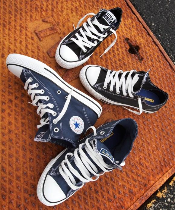 Converse Spring/Summer 2013 CONS Skateboarding + Lifestyle Collection