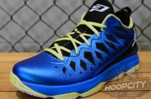 Jordan CP3.VI 'Photo Blue/Electric Yellow'