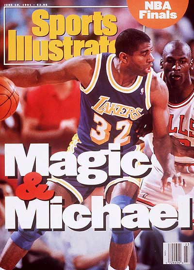 an essay on michael jordan on the cover of sports illustrated The magazine's cover is the basis of a sports myth known as the sports illustrated cover covers michael jordan: to sports illustrated and sports.