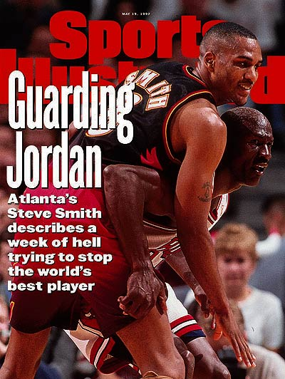 an essay on michael jordan on the cover of sports illustrated The sports xchange michael jordan hit with paternity suit michael jordan has been sued by a woman who claims he is the father of her 16-year-old son, tmz reported.