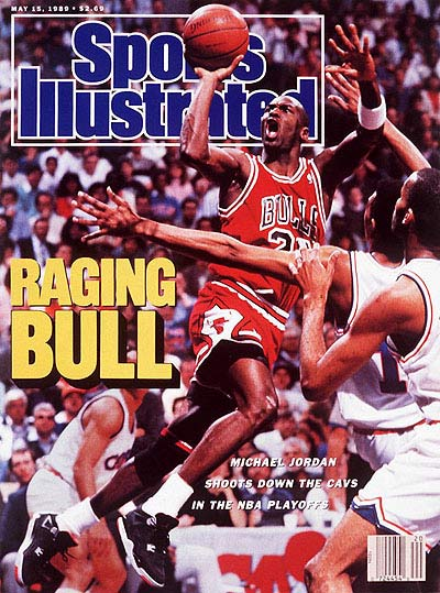 Michael Jordan Lands 50th Sports Illustrated Cover