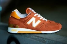 New Balance 1300 'Orange/White-Yellow'