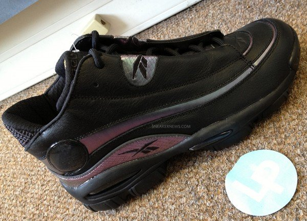 Reebok Answer DMX Iridescent Snake 2013 New Image