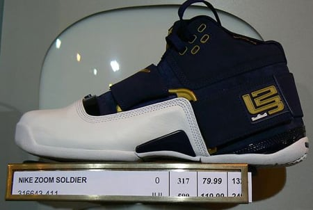 Nike Zoom Lebron Soldier More Pictures