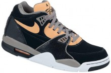 Nike Air Flight 89 'Black/Bright Citrus'