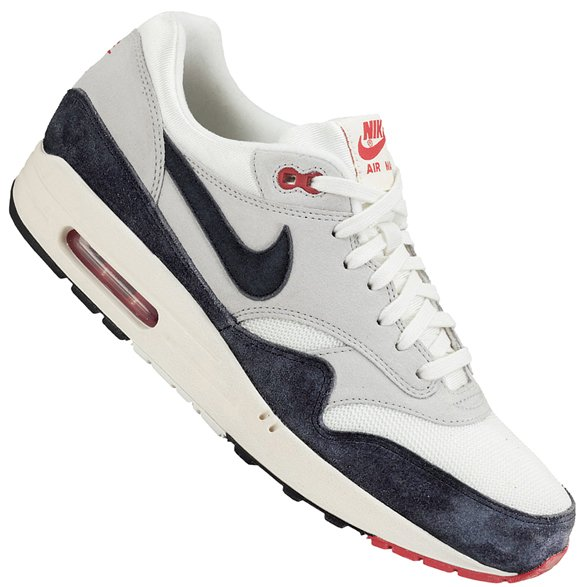 Nike Air Max 1 OG White/Navy-Red - 2013