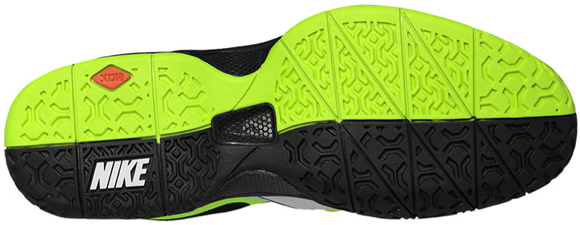 Nike Air Max Courtballistec 4.3 - White Volt-Anthracite